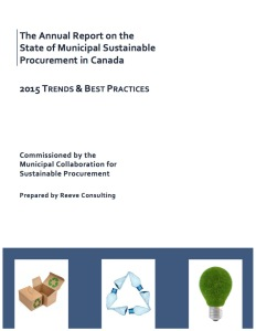 2015 Report Cover Page
