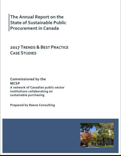 Cover graphic MCSP 2017 Annual Report
